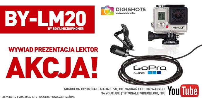 Mikrofon do GoPro