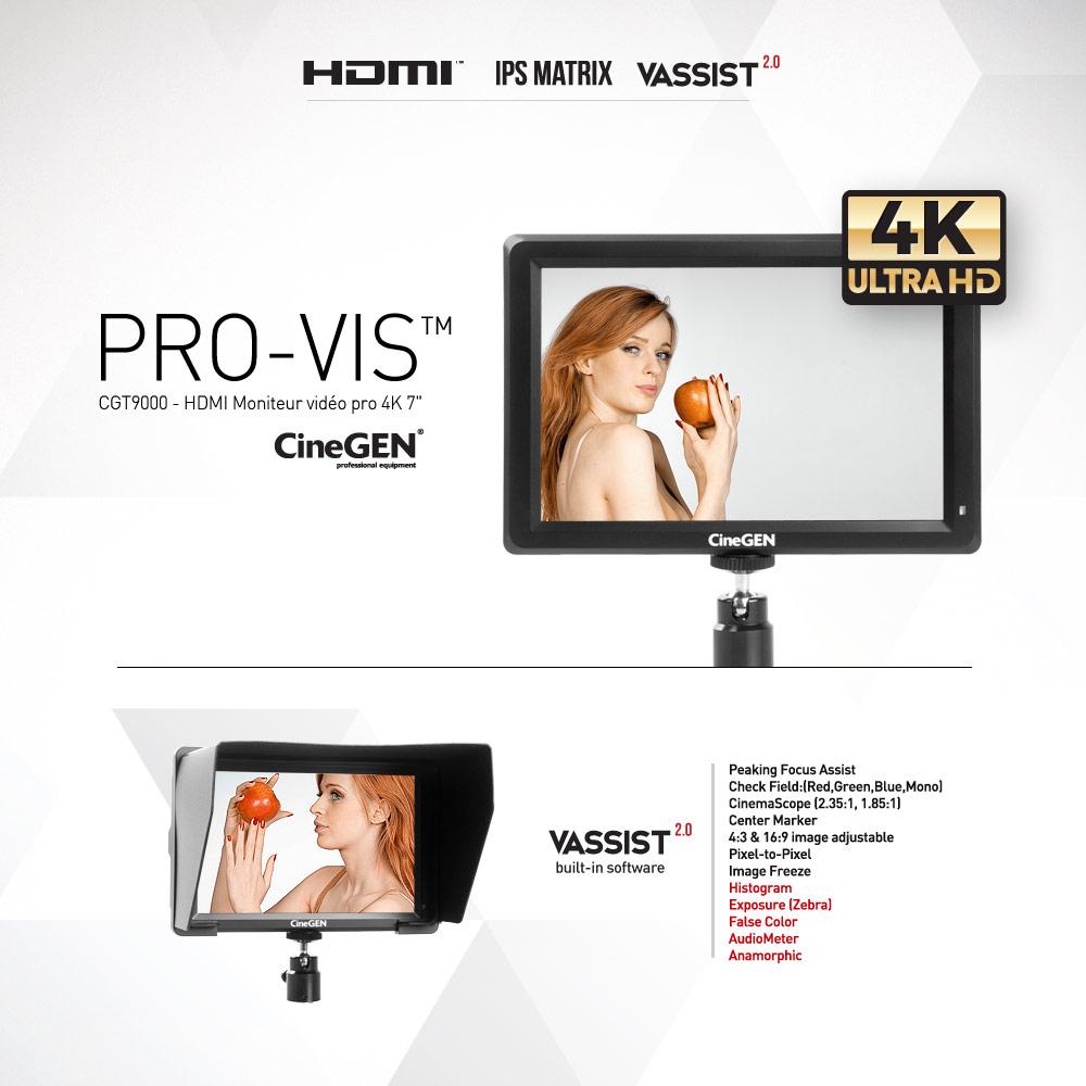 Monitor Podglądowy 4K