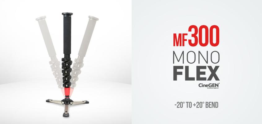 Pochylenie monopodu MF300