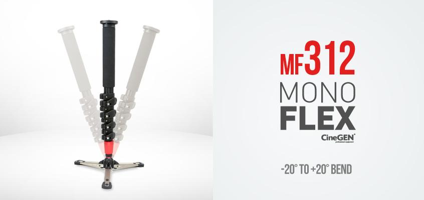 Pochylenie monopodu MF312