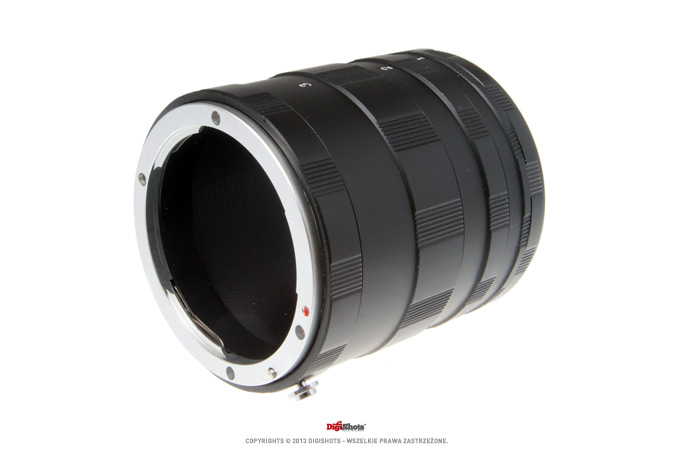 Pierścienie pośrednie makro Nikon 7/14/28mm