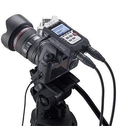 Filmowanie Zoom H4n PRO