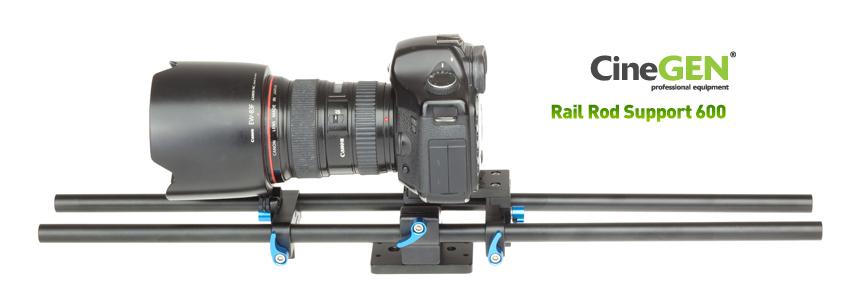 Rail Rod Support™