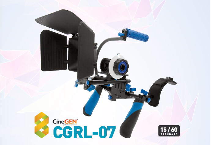 Statyw naramienny CGRL07