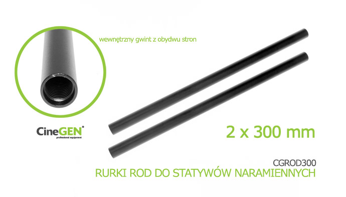 Rurki ROD do rigu