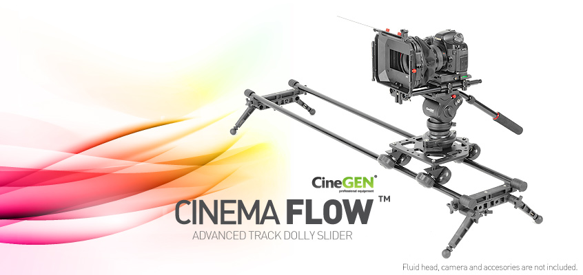 Track Dolly Slider
