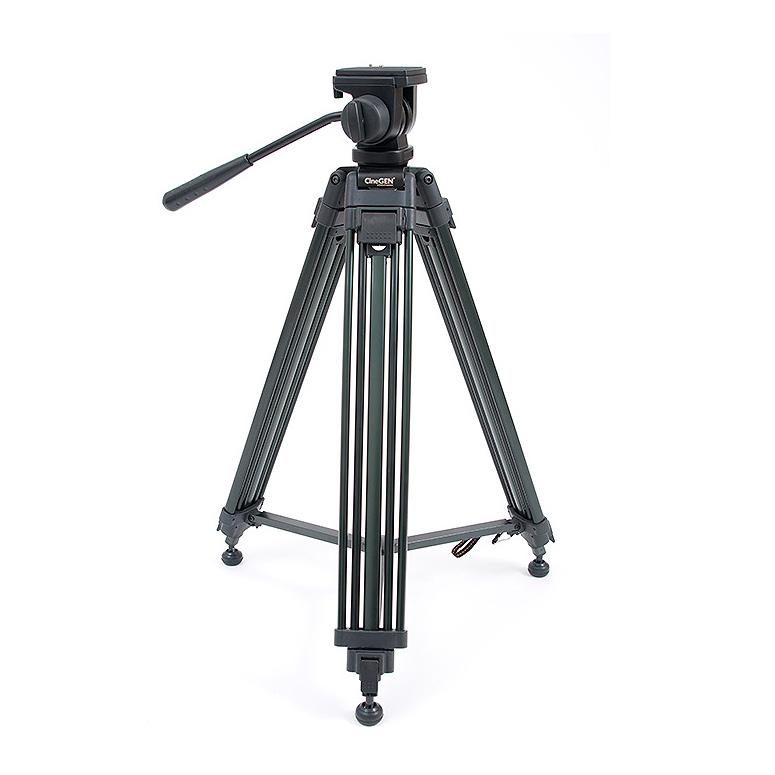 Statyw video CG-650 z głowicą olejową