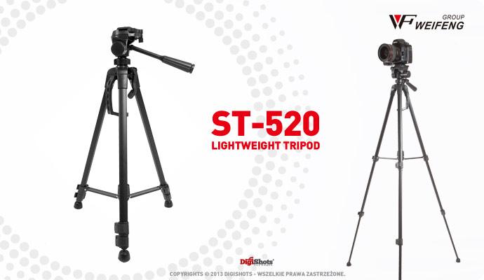 statyw fotograficzny ST-520