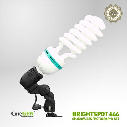 Żarówka studyjna światła stałego 85W