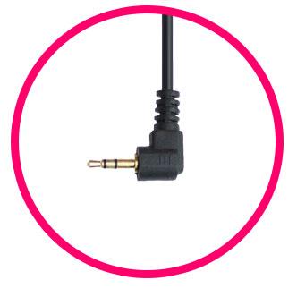 RM-DR1 plug