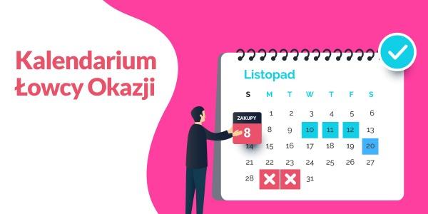 Kalendarz promocji i wyprzedaży 2019